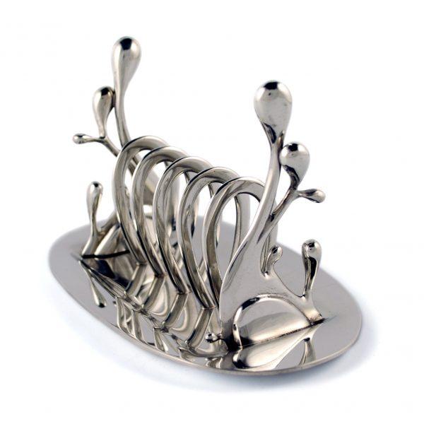 pewter maris toast rack